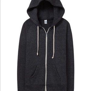 Men's Alternative Apparel Full Zip Hoodie